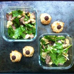 The Impromptu Salad That Could