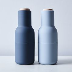Salt & Pepper Bottle Grinders (Set of 2)