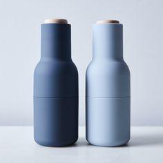 Salt & Pepper Bottle Grinders (Set of 2)