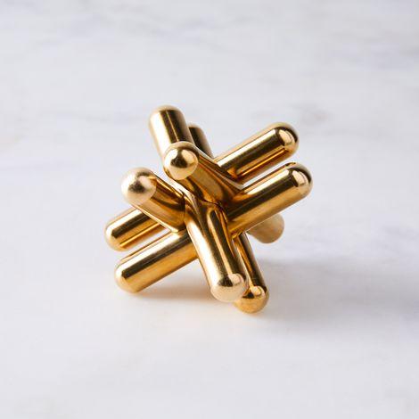 Brass Jack Puzzle
