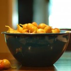 Rosemary-Kissed Fig Tartlets