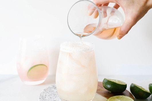 Rosé Margaritas