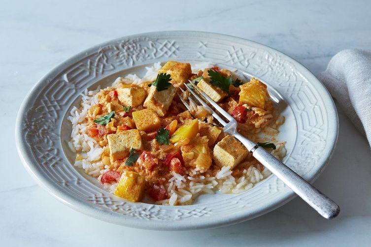 Kabocha Squash Curry on Foodr52
