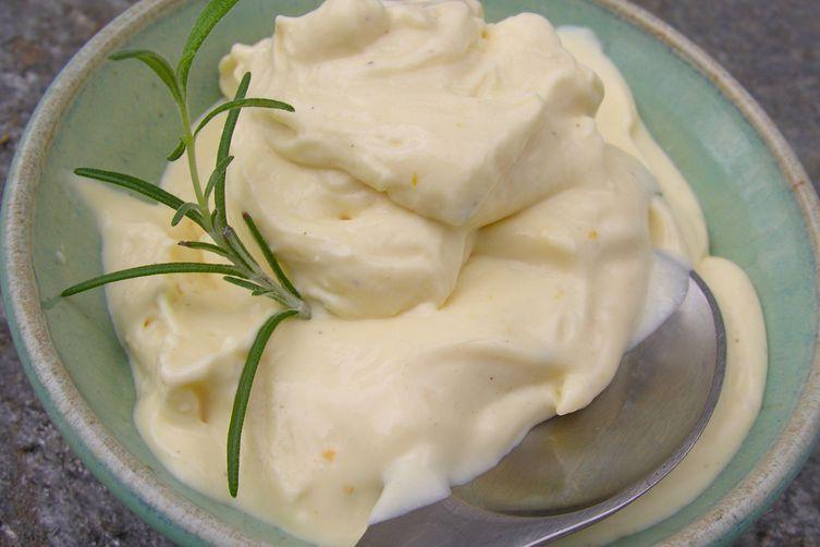 Ice Creamed Ricotta