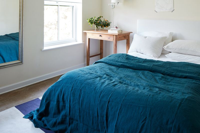 A Duvet Cover Hack We're Stealing from Hotel Bedding