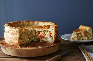 Deep Dish Chicken Pot Pie Recipe On Food52