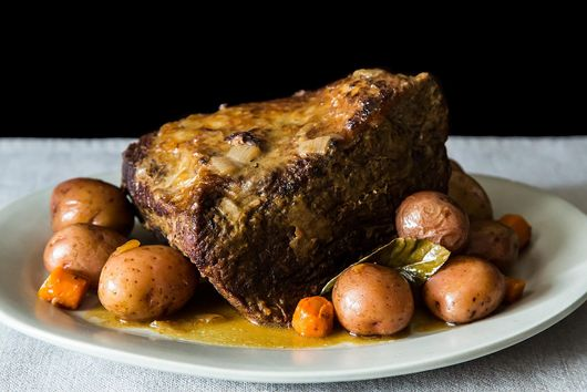How to Turn Pot Roast into a Month's Worth of Sunday Dinners (& Then Some)