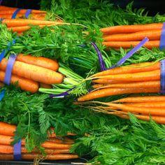 """""""Nur Karotten"""": carrots, deconstructed"""