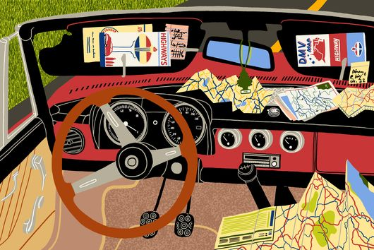 10 Things to Do When You're Lost on a Road Trip