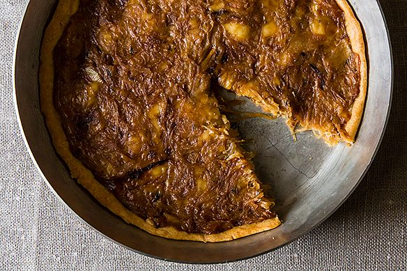 French Onion Tart from Food52
