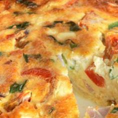 Easy Frittata Base Recipe