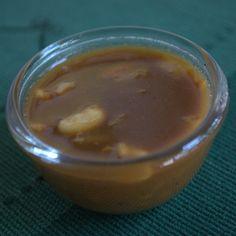 Split Mung Bean dessert (parippu payasam)
