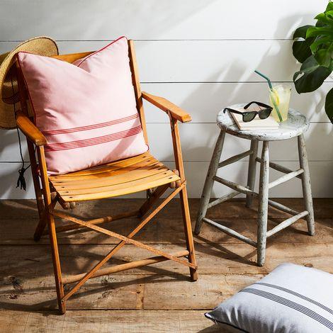 Outdoor Weatherproof Throw Cushions