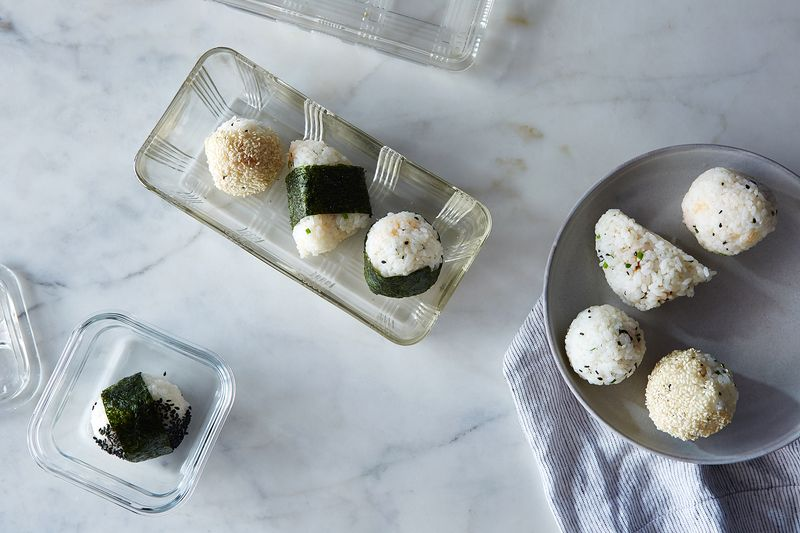 How to Make Onigiri (Japanese Rice Balls) Any Which Way