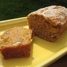 Mango-Pecan Bread