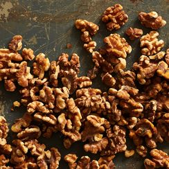 One Container of Walnuts, Five Dinners