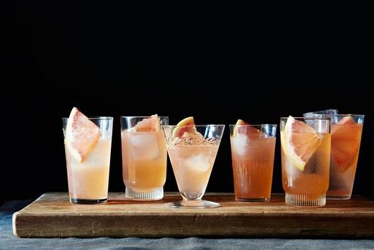 10 Festive Cocktails to Sip from Our Latest #f52contest