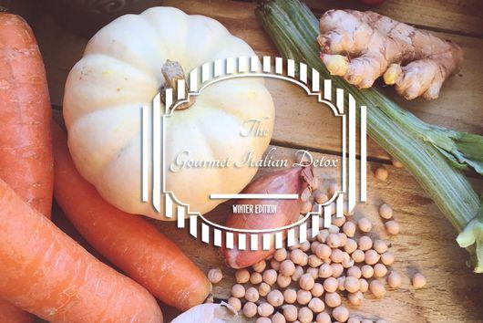 Gourmet Italian Detox
