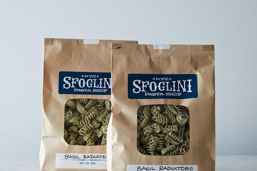 Limited Edition Sfoglini Summer Basil Radiators (2 pounds)