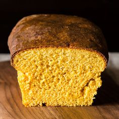 Sweet Potato-Cornmeal Sandwich Loaf