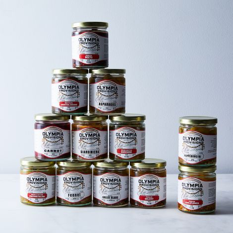 Olympia Provisions Pickle of the Month Club