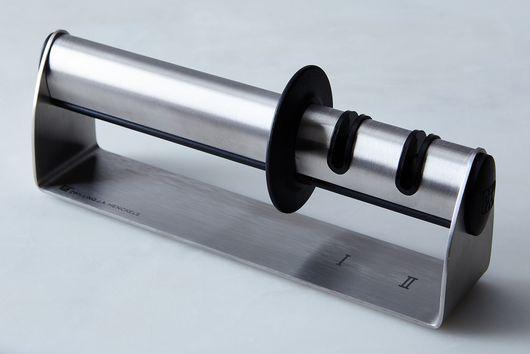 ZWILLING Twinsharp Stainless Steel Handheld Knife Sharpener
