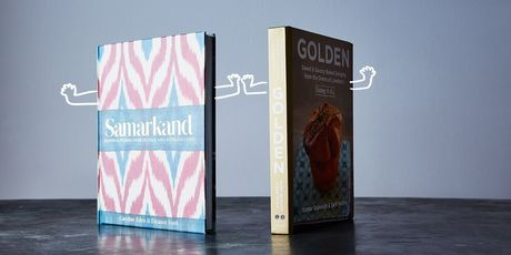 Dan Saltzstein reviews Samarkand and Golden