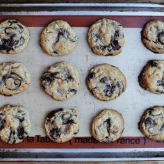 12 Recipes that Celebrate the Chocolate Chip Cookie