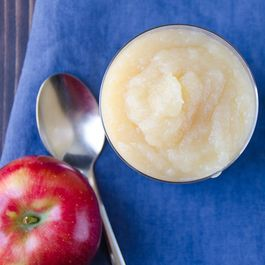 applesauce by Mary Russell