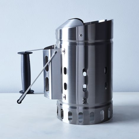 Stainless Steel Charcoal Chimney Starter