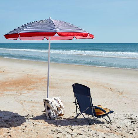 Portable 5.5' Beach Umbrella