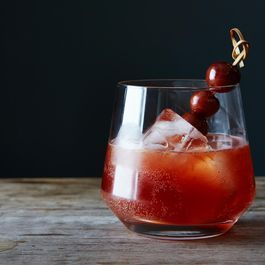 Fall Wisconsin Old Fashioned
