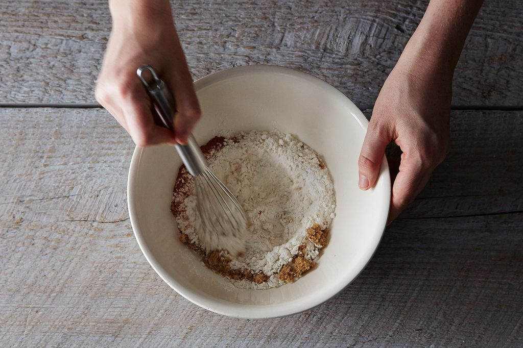 how to make homemade pancake mix without milk