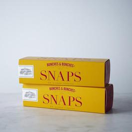 Snaps Ginger Cookies, 2 Boxes