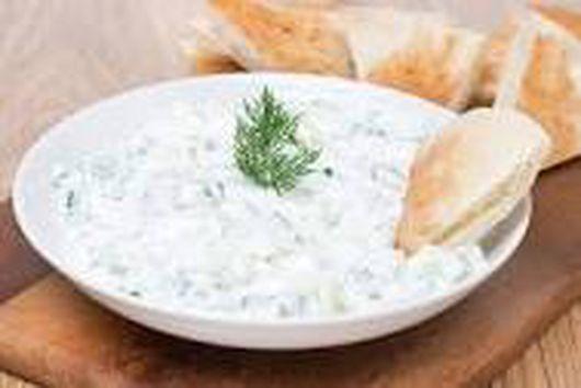 Tzatziki -A summer hors d-oeuvre Greek and Turkish recipe