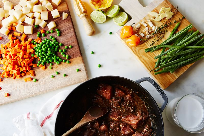Jerk Pork Stew