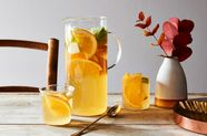 Apple-Cinnamon Rum Sangria