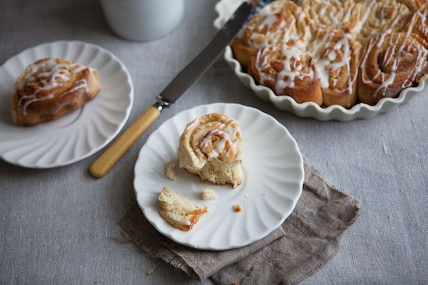 Sticky Buns froM Food52