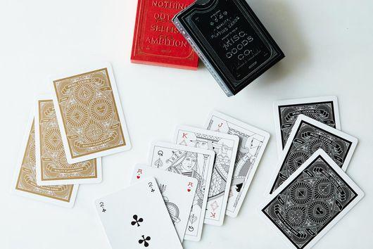 Designer Playing Cards (2 Decks)