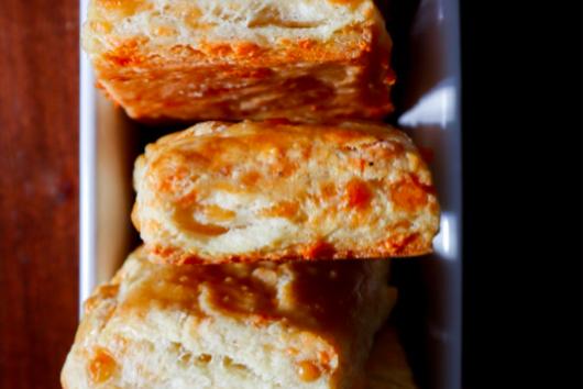 smoked gouda scones