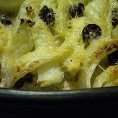 Fennel and Olive Gratin