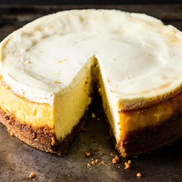 Meyer lemon cheesecake by Robert