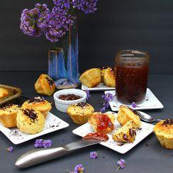 Easy Orange Paleo Muffins