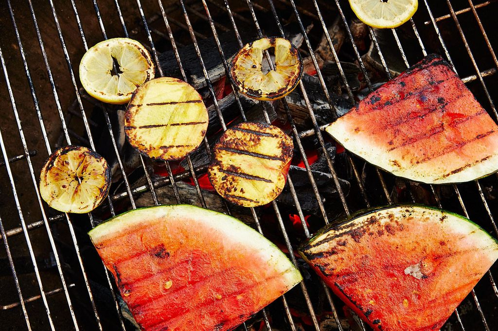 Grilled Fruit