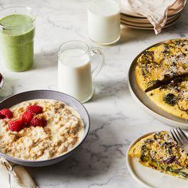 Breakfast by Allison Day
