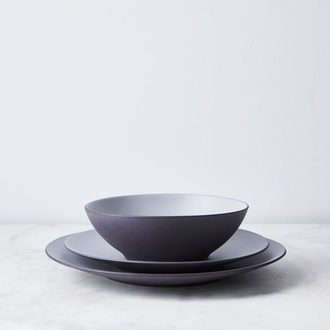 French Porcelain Equinoxe Dinnerware
