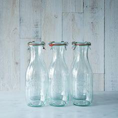 Weck Juice Jar, 1 Litre (Set of 6)