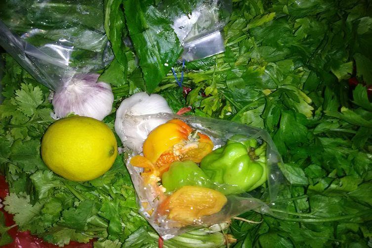 Super #Marinade = #Trinidad Green #Seasoning