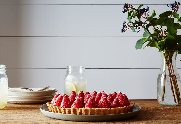 The Strawberry Tart, Updated For 2015