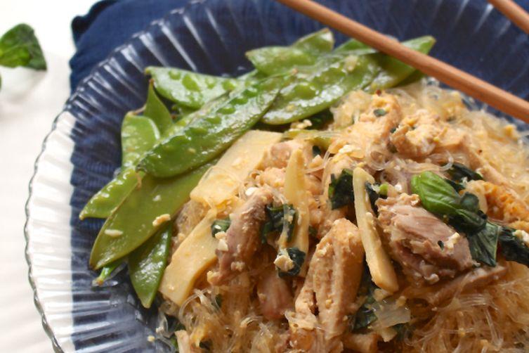 10 Minute Paleo Pad Thai